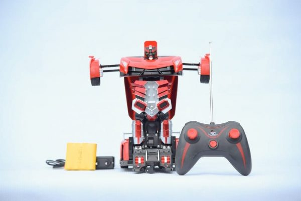 Deformation Robot Remote Car