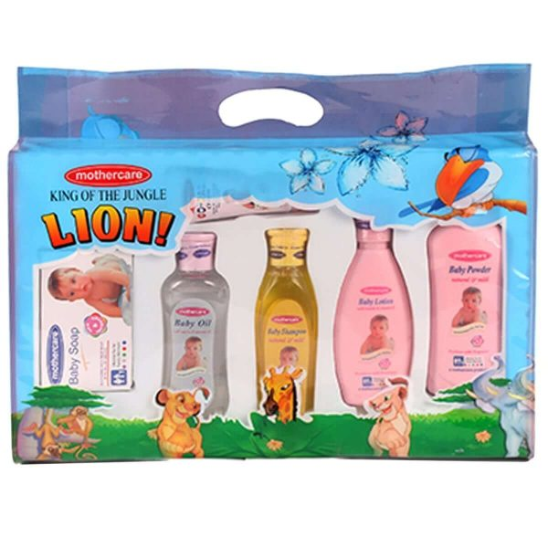 MOTHERCARE LION JUNGLE BOOK GIFT BOX 425GMS