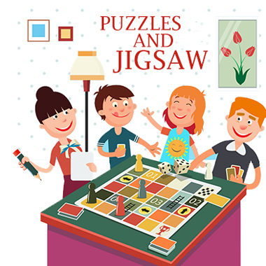 puzzles-and-jigsaw